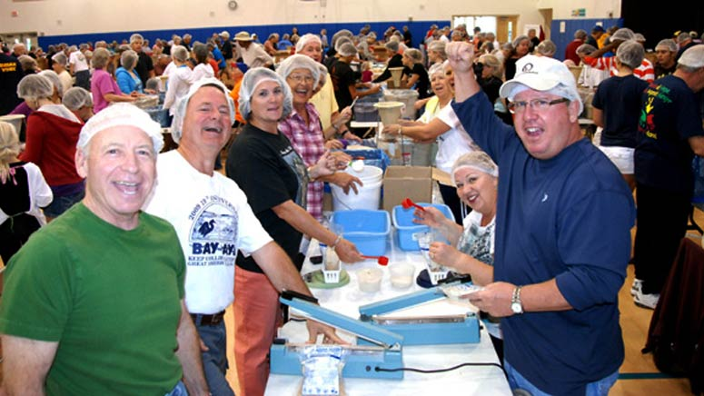 Working Together | Meals of Hope Marco Island - Meal Packing to End Hunger