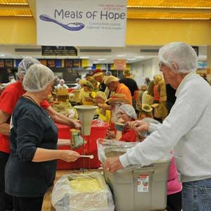 Volunteering Event | Meals of Hope Marco Island - Meal Packing to End Hunger